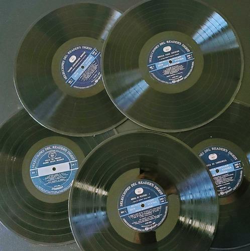 Lote De 43 Discos Vinilos - Cuarteto, Tango, Perales, Sandro