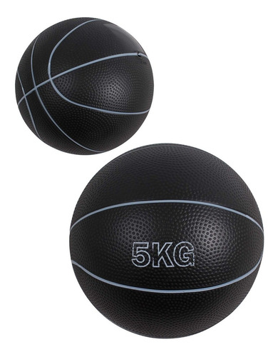 Balón Peso Pilates Yoga  5 Kg Ejercicio Crossfit Gimnasia