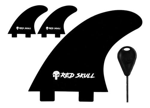 Quilhas Surf Triquilhas Prancha Padrão Fcs Rígidas M5 Ou M3