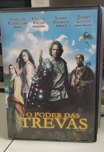 O Poder Das Travas -dvd Original