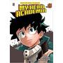 Mangá My Hero Academia Boku No Hero Vol 15