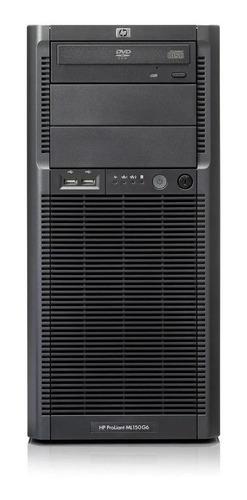 Hp Proliant Ml150g6-® Xeon ® E5504 (2,00ghz) /4gb Ram/ 250hd