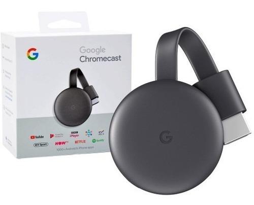 Google Chromecast 3rd Generation  Full Hd Versão 2021