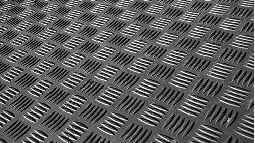 Placa Aluminio Semilla De Melon 1.6 Mm 1.25 X 2.5