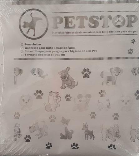 Livro Jornal Para Pet Novo - Formato Jornal
