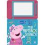 Livro Peppa Pig Meus Primeiros Desenhos