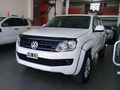 Volkswagen Amarok Startline D/c. Año 2012.
