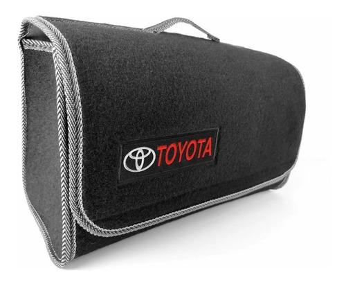 Maletin Kit Carretera Camioneta Toyota Estuche Bolso Maleta