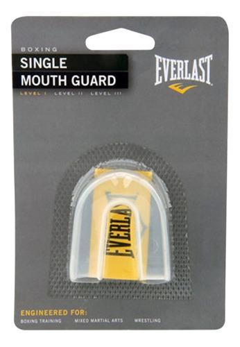 Protetor Bucal Simples Everlast(transparente)