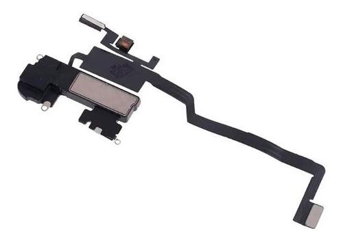 Alto Falante Auricular iPhone X 10 Auto Flex Flat Original