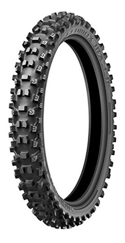 Cubierta Dunlop Motocross 70/100-17 40m Wt Mx33f