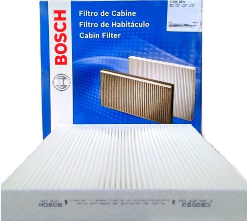 Filtro Ar Condicionado Cabine Para Carro Original Bosch