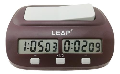 Reloj De Ajedrez Digital Profesional Cuenta Atrás Con Tempor