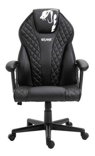 Cadeira Gamer Snake Naja Preta - 411