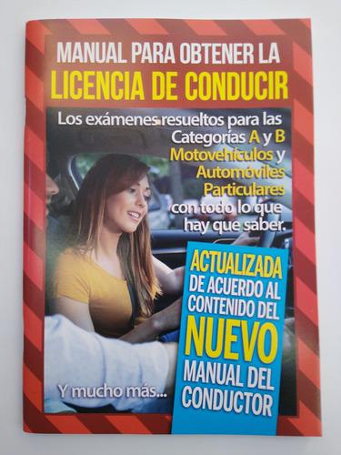 Guía Para Lograr La Licencia Nacional De Conducir