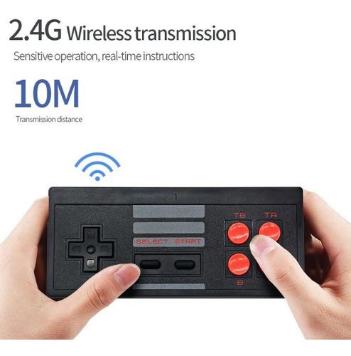 Mini Consola Retro Clásica 620 Juegos En 1 Av 2 Controles - Ecart