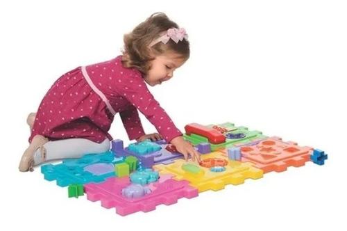 Brinquedo Legal Educativo Cubo Didático-criança-espertas