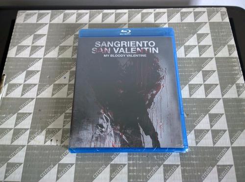 Sangriento San Valentin ( My Bloody Valentine ) Bluray