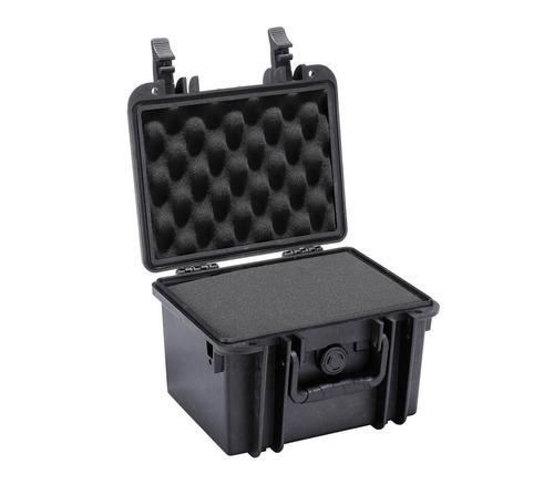 Case Rígido 22x16x14cm Com Espuma Modeladora Worldview