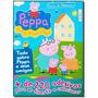 Livro Peppa Pig Livro De Adesivos