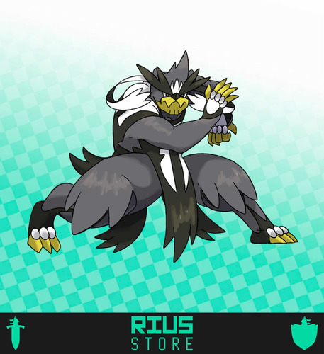Pokémon Competitivos Shinys - Espada Escudo - Sword Shield