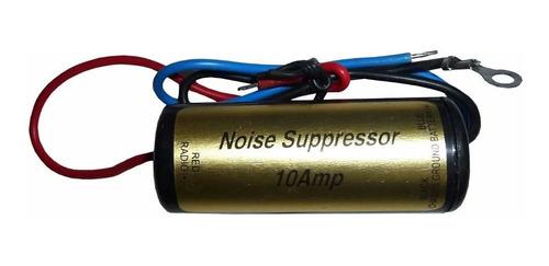 Supresor De Ruido Para Radio Carro Spb1101 10 Amp