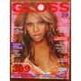 Revista Gloss N° 29 Beyoncé Sandra Bullock Josh Holloway