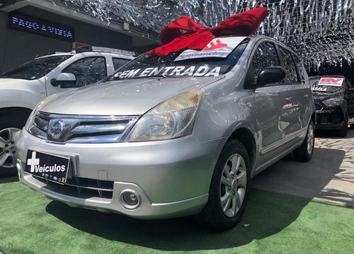 Nissan Livina Flex 1.8 Ano 2013 Aut