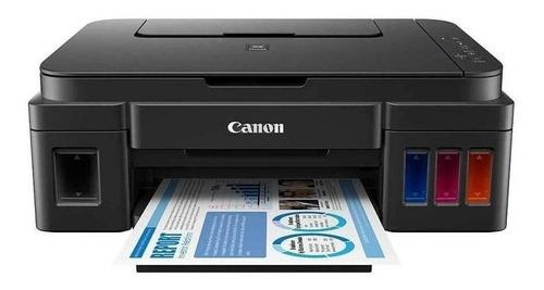 Impresora A Color Canon Pixma G2100 Negra 110v/220v