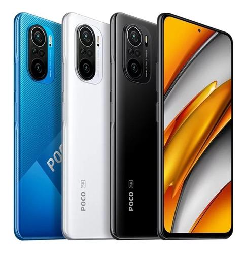Xiaomi Poco F3 6/128gb Snapdragon 870, 120hz 5g Amoled + Nfe