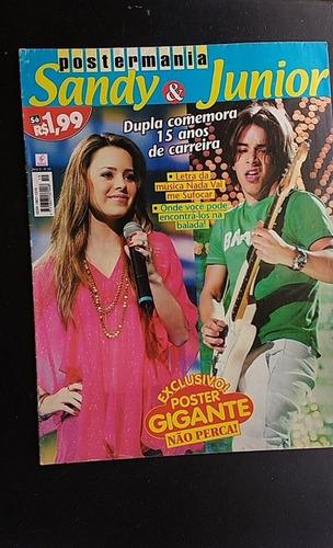 Revistas Antigas Sandy E Junior(cada Unidade)