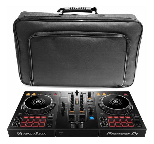 Controladora Pioneer Ddj400 Ddj 400 + Case +pronta Entrega