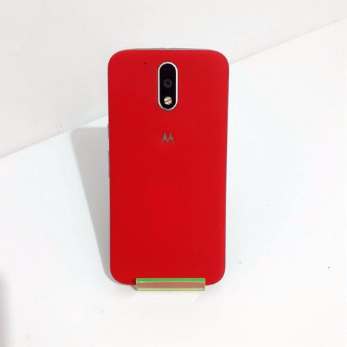 Smartphone Moto G4s Plus Funcionando C/ Defeito Desligando