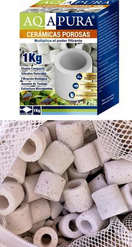 1 Kg Canutillos De Cerámica Para Filtración 1238