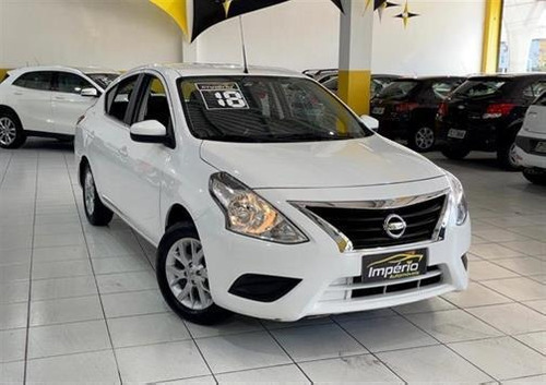 Nissan Versa  1.6 16v Sv (flex) Flex Manual
