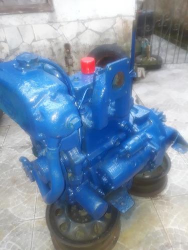 Motor Yanmar Bt22 Diesel Com Reversor 3x1 Revisado.