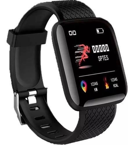 Smartwatch D13 Android E Ios Relógio Bluetooth