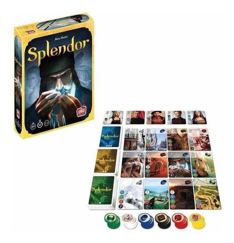 Splendor-juego De Mesa
