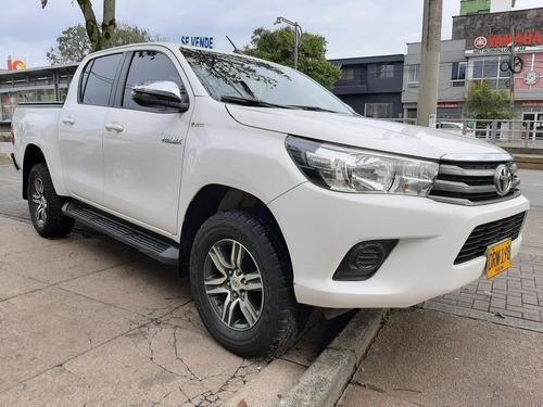 Toyota Hilux 2018 2.4l