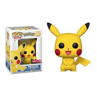 Funko Pop Pokemon 353 Pikachu
