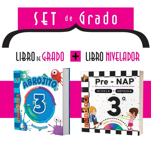 Abrojito 3 - Editorial Mandioca