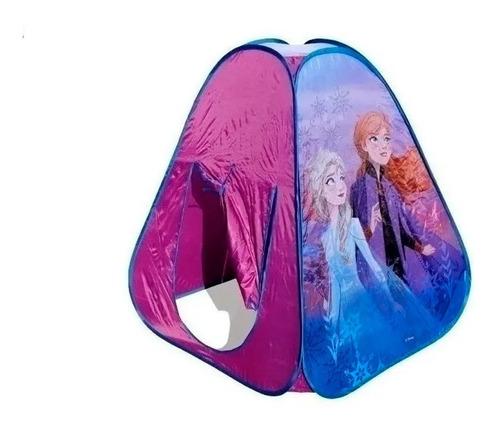 Carpa Pop Frozen 2 Autoarmable Living Patio Parque Pijamada