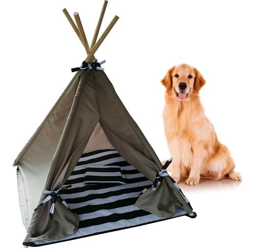 Caminha Cabana Pet Toca Oca Tenda Cama Cachorro Cão Grande G
