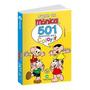 Livro Para Colorir 501 Desenhos Turma Da Mônica Infantil
