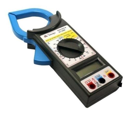 Alicate Amperímetro Digital Minipa Et-3200 1000a