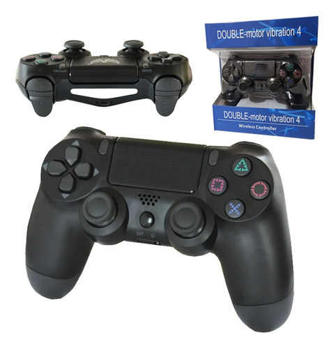 Controle Ps4 Sem Fio Pc Wireless Gamepad Joystick Gamer