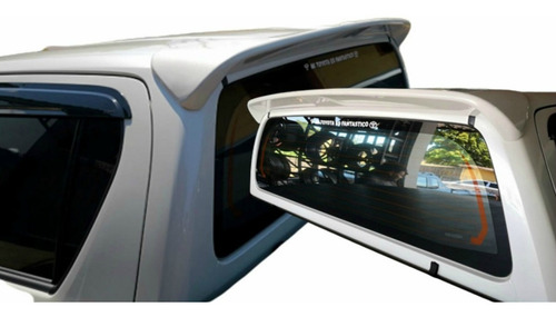 Aleron Deflector Toyota Hilux Srv 2016 Al 2019