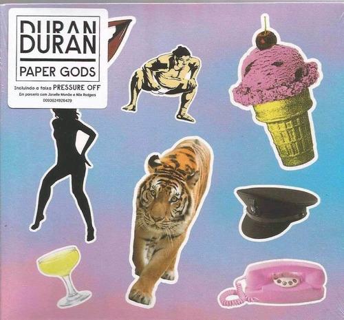 Duran Duran - Paper Gods - Cd  Lacrado Original