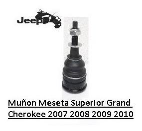 Muñon Meseta Superior Grand Cherokee 2007 2008 2009 2010