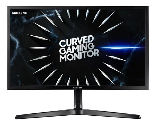 Monitor Curvo Gamer 24 Samsung Rg50 Full Hd Berazategui